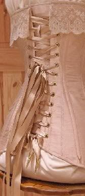 How to make your own corset. This will be perfect with how often I like to wear them and how much my size is changing