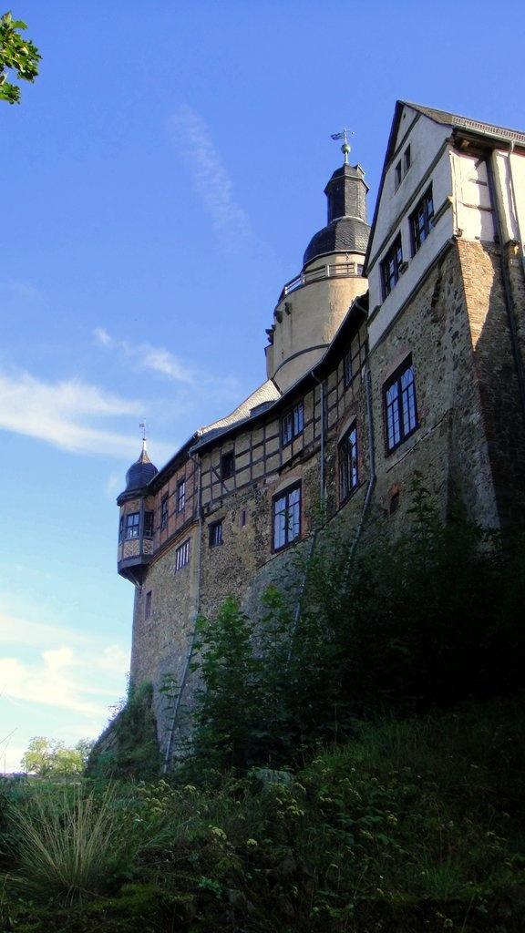 Castle Falkenstein (Harz) - Germany