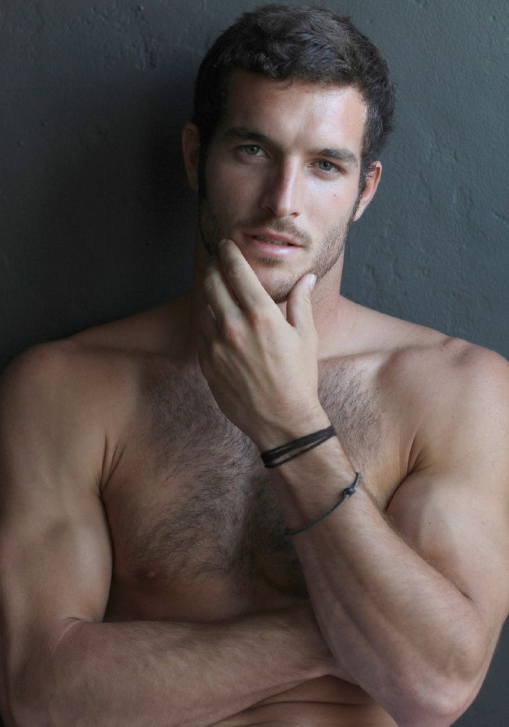 Justice Joslin (model, actor, former football player). Not sure who he is but I'm pinning him! Pun intended!!