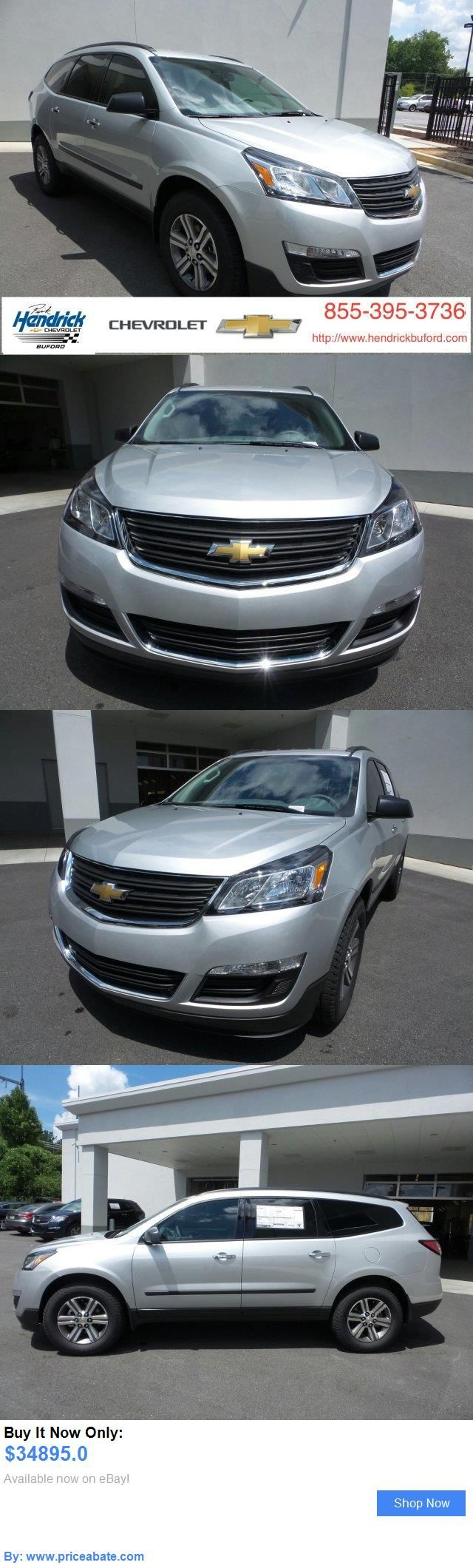 Suvs chevrolet traverse fwd 4dr ls w 1ls fwd 4dr ls w 1ls new suv automatic gasoline ice buy it now only 34895 0 priceabatesuvs or priceabate
