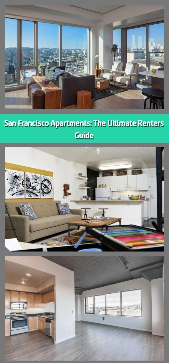 San Francisco Apartments: The Ultimate Renters Guide ...
