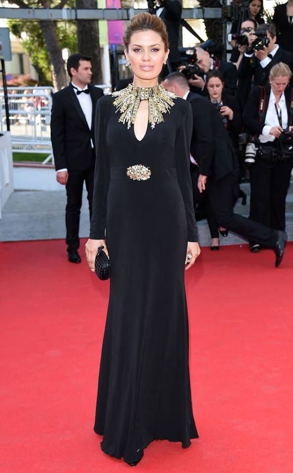 Red carpet at Cannes Film Festival! Style #W320 #VictoriaBonya