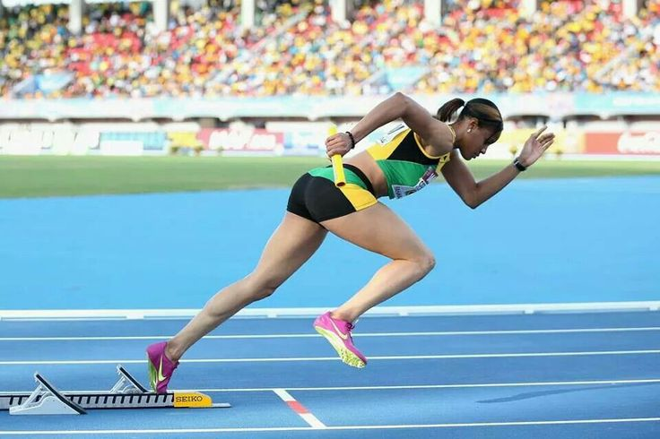 Kaliese Spencer - Jamaican Runner