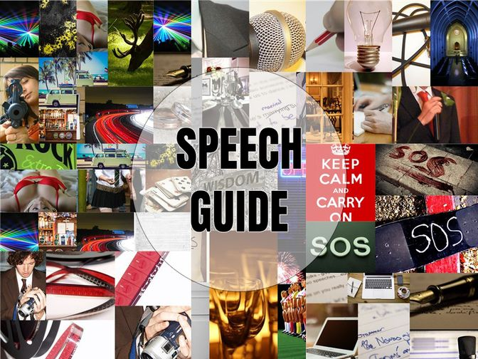 BEST MAN speech guide  The one place you need to go to write The Best Man speech in our guide we have hints and tips on writing and performing the speech,  Inside the Speech Material page is opening lines, one liners, wedding jokes and so much more. In the speech structure section we have broken the speech into parts and given a summary. The Speech SOS is full of ideas and methods to find stories and anecdote's on the groom which can sometimes be a stuttering point when creating a speech.