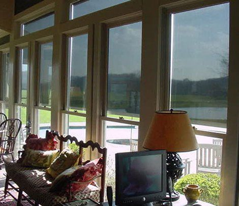 The Sun Is Coming Interior Exterior Shade Solutions For Every Window Opening Http