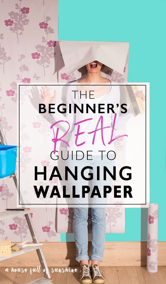So funny. So helpful. This is the most approachable tutorial for how to hang wallpaper that I've ever seen! There are some great tips in here that I haven't heard anywhere else!