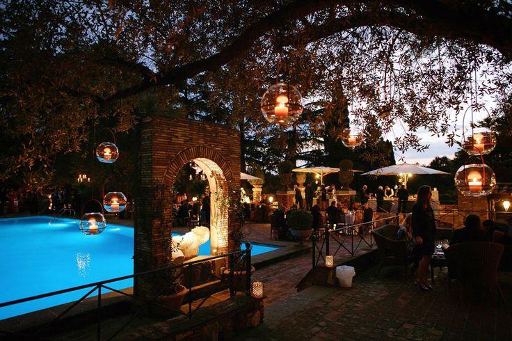 Gli eventi a bordo piscina del Borgo della Merluzza