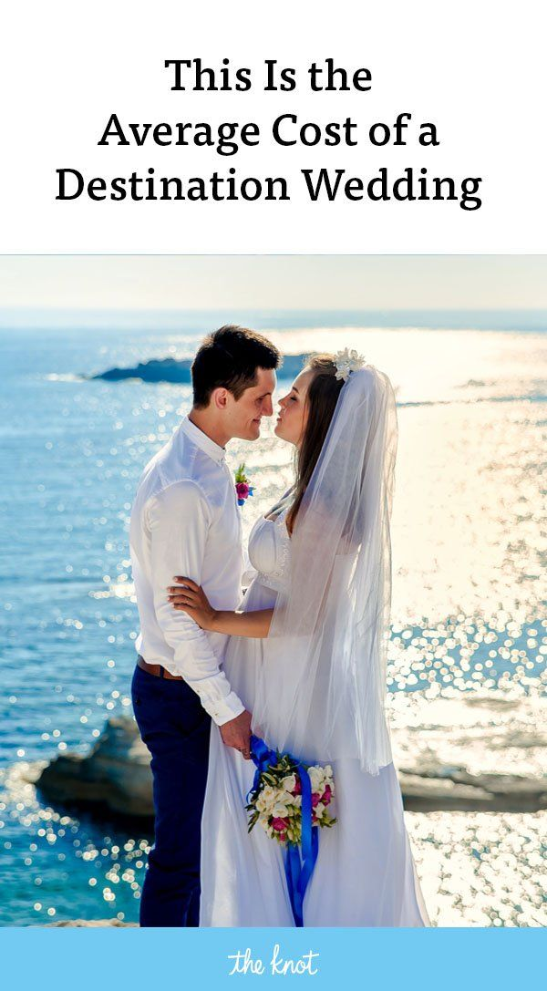How Much Is A Wedding.This Is The Average Destination Wedding Cost Destination