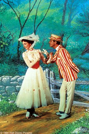 After watching 'Saving Mr. Banks', I have a new love for Mary Poppins.