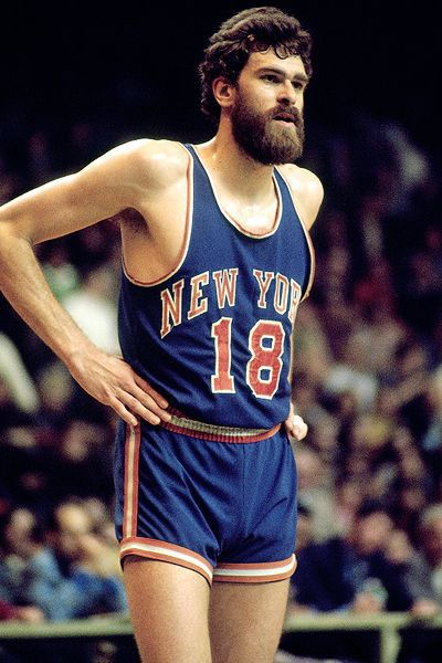 Before Phil Jackson won 11 championships as the head coach of the Bulls and Lakers, he sported a filthy beard in his playing days with the Knicks. Description from beyondthebleachers.wordpress.com. I searched for this on bing.com/images