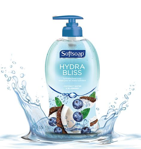 Coconut Water Blueberry Hydra Bliss Hand Soap Softsoap