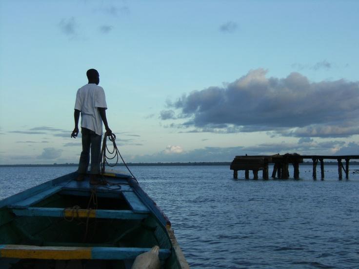 Moll Illa dels esclaus. Gàmbi