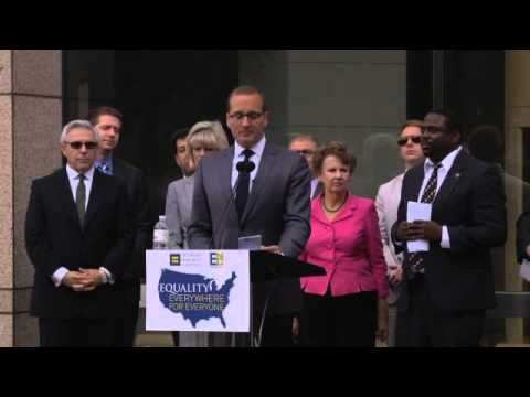 HRC President Chad Griffin Joins Hilton Worldwide, Other Business Leaders to Show Support for ENDA