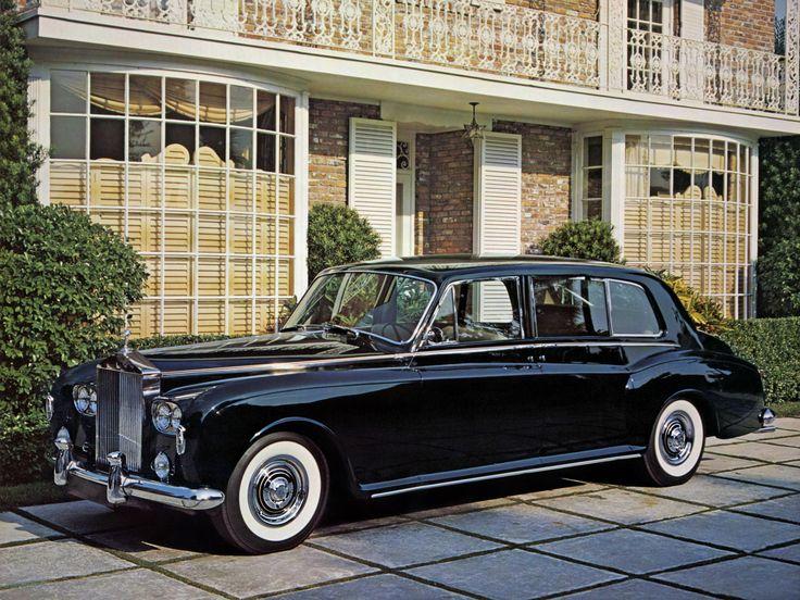 1963 Rolls Royce Phantom V Limousine by Park Ward