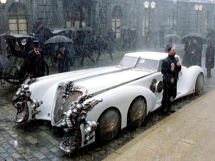 The Nautilus Car by Peugeot