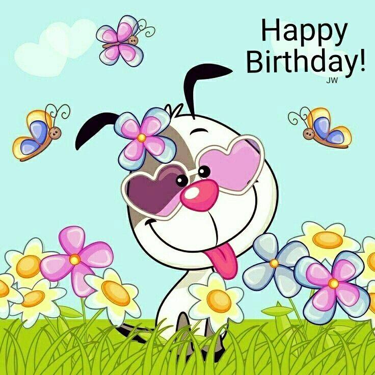 Woof! Happy Birthday!