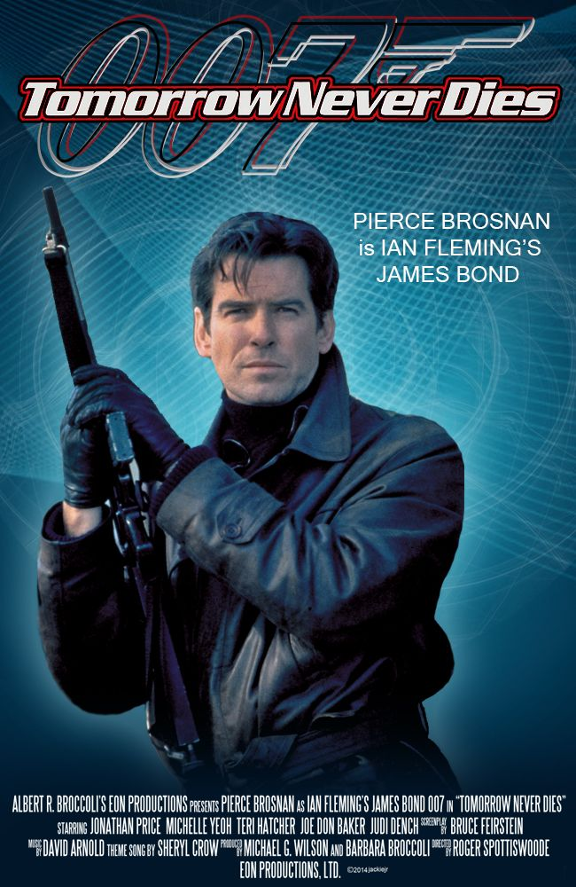 1000+ images about 007: TOMORROW NEVER DIES on Pinterest ...