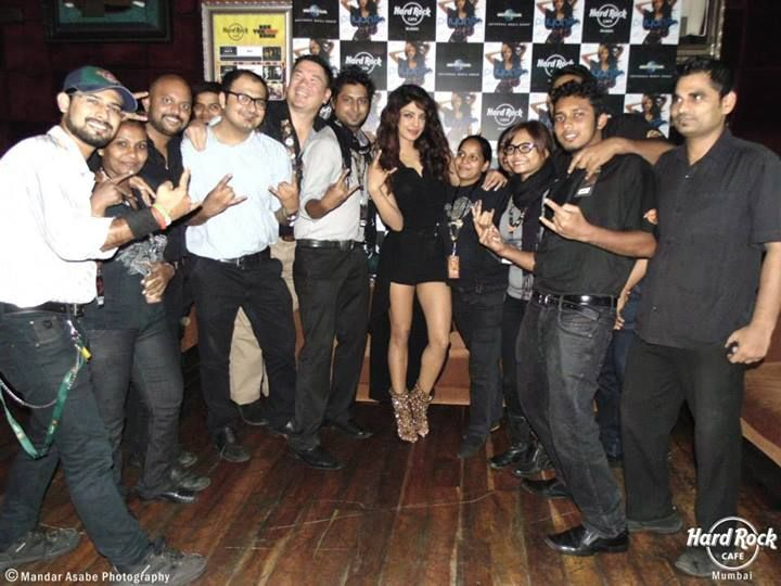 B-town stunner Priyanka Chopra released her new single, 'Exotic' feat. Pitbull on 12th July, 2013