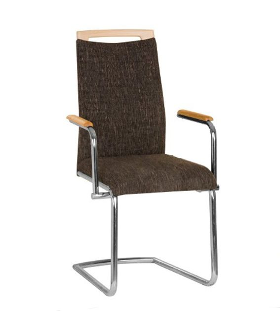 """The armchair """"Let's swing"""". If you you are searching for more design ideas, please visit: www.wirtualnysalonklose.pl #HomeOfficeFurniture #KloseFurniture #Armchair"""