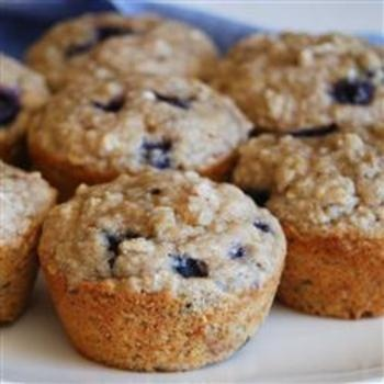Health Nut Blueberry MuffinsHealthy Alternative, Muffin Recipes, Blueberries Muffins, Healthy Blueberries, Nut Blueberries, Health Nut, Allrecipes Com, Muffins Recipe, Healthy Muffins