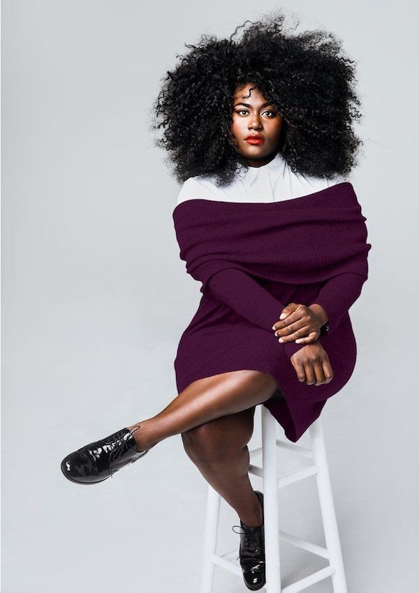A Three Piece Collection: Danielle Brooks Partners With Universal Standards