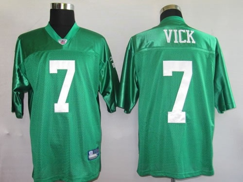 online store 6686b 9bce9 reebok philadelphia eagles michael vick 7 authentic white ...