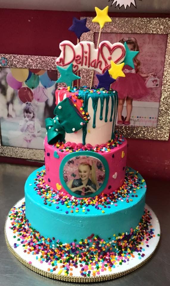 Jojo Siwa Cake Jojo Siwa Birthday Cake Jojo Siwa Birthday