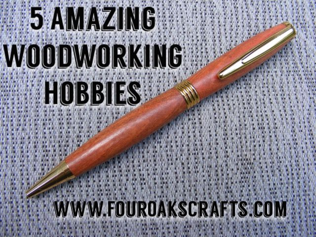 DIY Woodworking Ideas This article will introduce 5 amazing woodworking hobbies