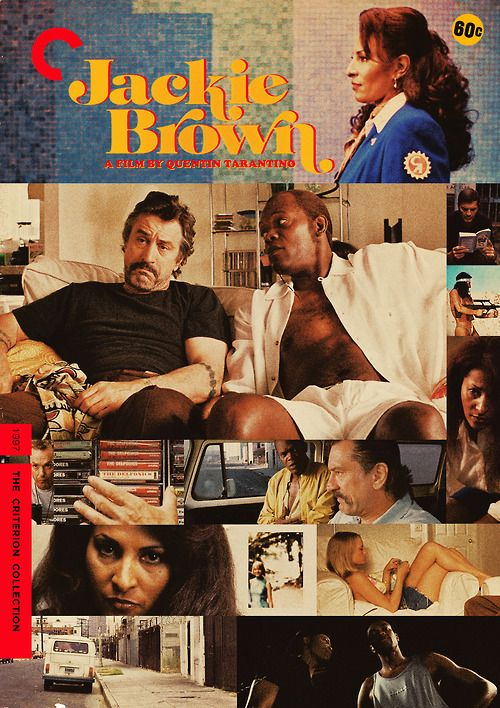 Jackie Brown Criterion Cover