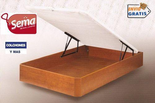 Comprar base tapizada somier canapé abatible litera Elige la base que quieras para tu colchón y sácale el máximo rendimiento. Si lo haces dormirás mejor. Hay Canapés bases tapizadas somieres eléctricos somieres normales etc