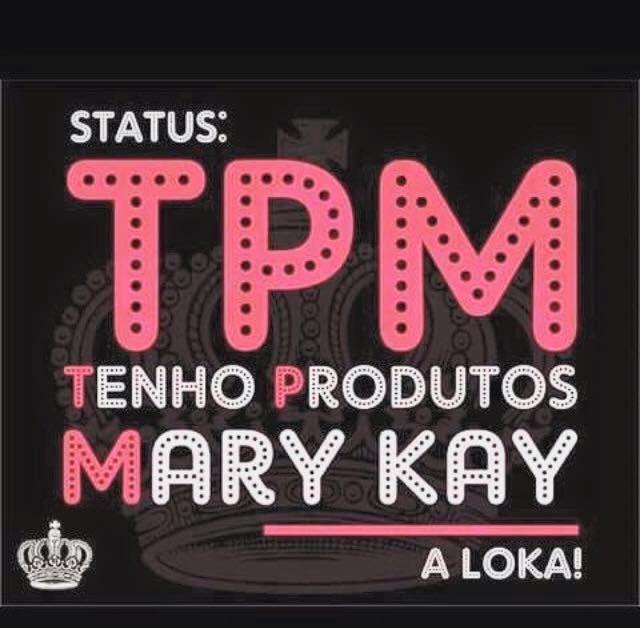 Tipo isso rsrsrsrs!  Beijos meninas.   #consultorasdobrasil #marykay…