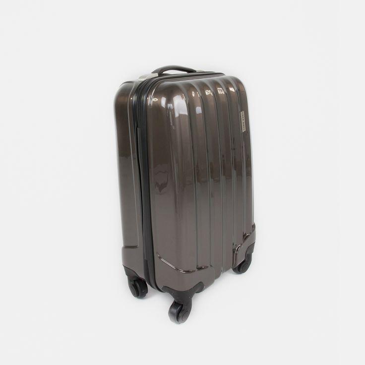 Kávový cestovný kufor plastový malý