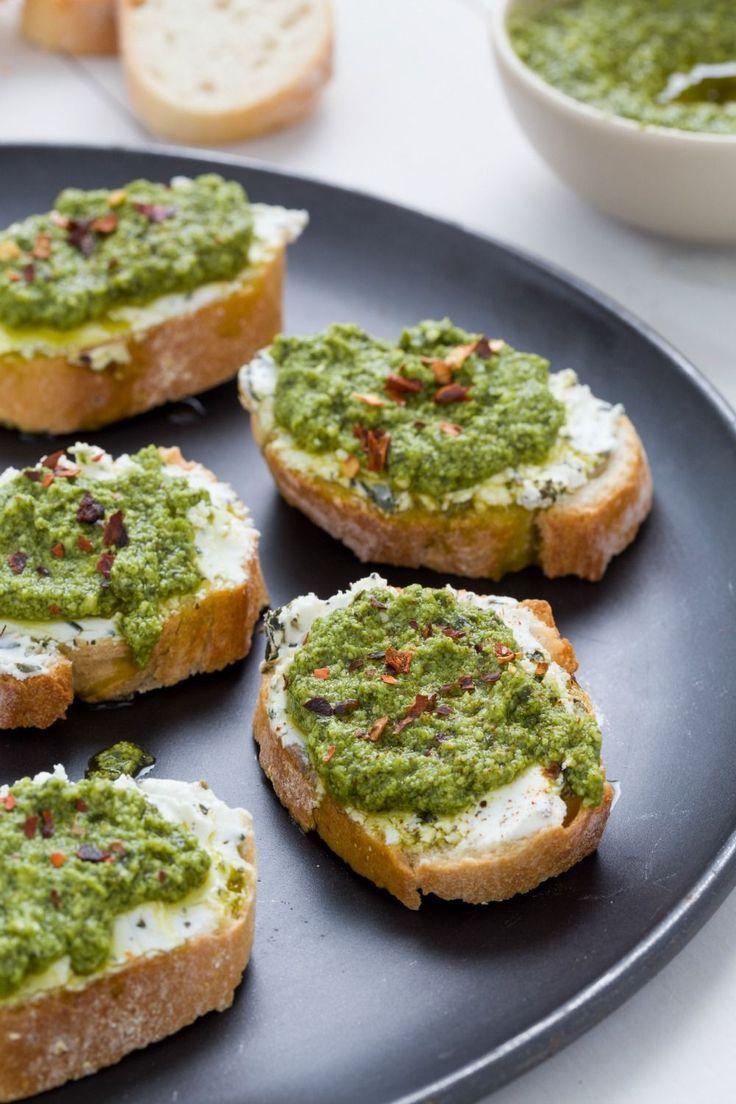 14 Party-Toasts, die wahnsinnig süchtig machen   – Breads, Crostini, Bruschetta, Pizza and Anything Dough!