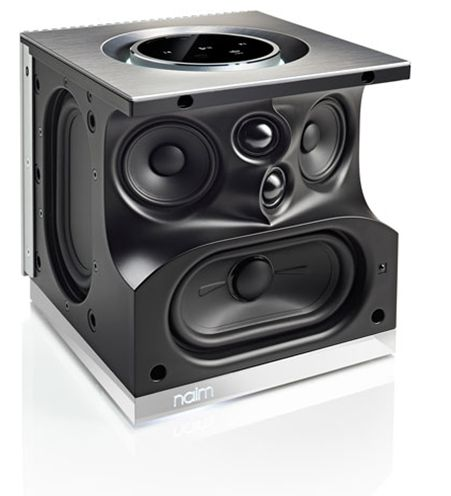 Naim launched Mu-so Qb at CES 2016 (Suite 30-233 Venetian Hotel Las Vegas) a more compact wireless loudspeaker system.
