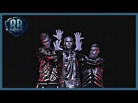 Amazing Robotic Moves from Poppin' John and the Robotboys | Colossal