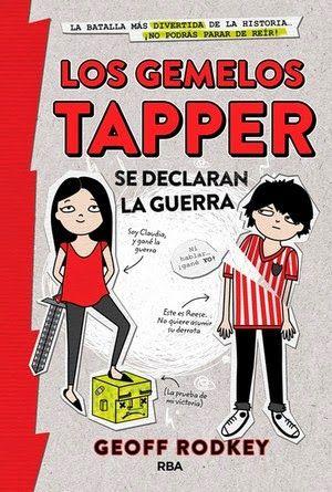 Consejos de Mamá Novata: Los gemelos Tapper se declaran la guerra