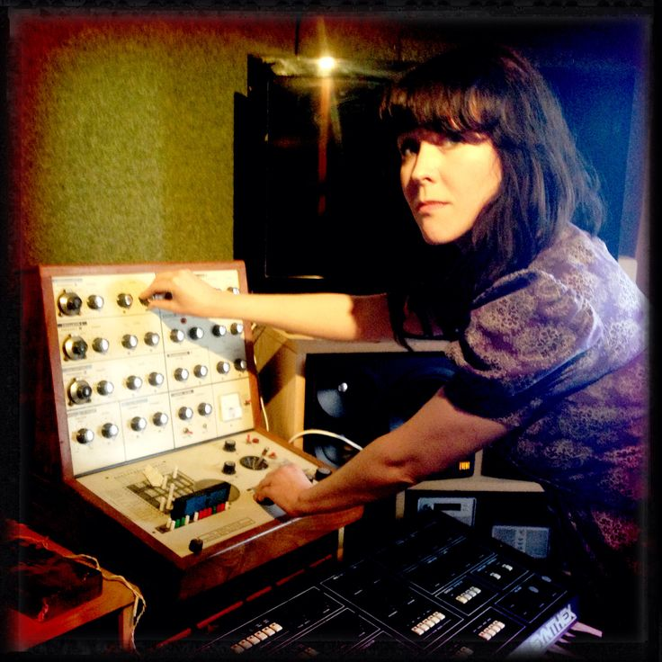 ALICE LOWE DELIA DERBYSHIRE-ING IT UP - TOYDRUM