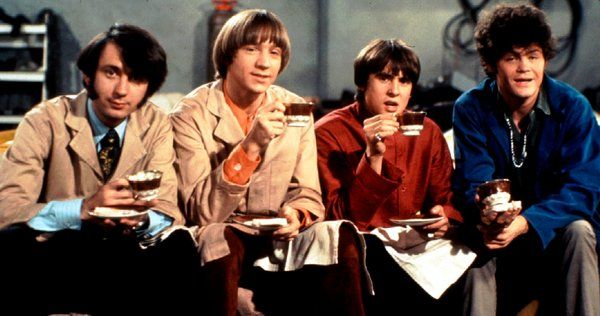 The Monkees (Michael, Peter, Davy and Micky)
