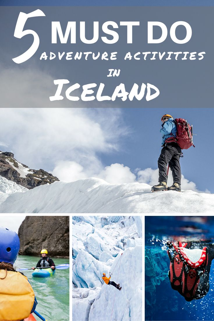 5 Must Do Adventure Activities In Iceland