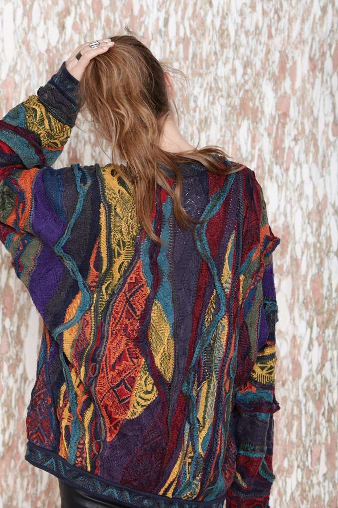 Story To Tell Coogi Sweater - Tops