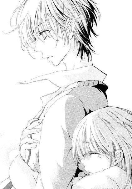 Manga Love And Hug Image What Is This