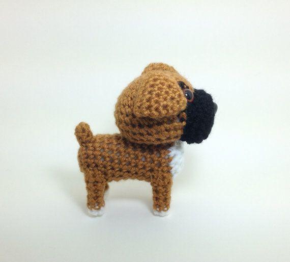 Amigurumi Boxer Dog : Mas de 1000 ideas sobre Crochet Perro en Pinterest Ropa ...