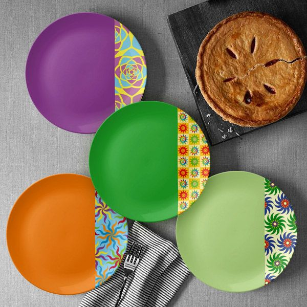 . Regalos, Gifts. #plates #plato
