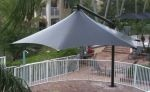 This would be just perfect for  those rainy days in the summer time. I need a waterproof canopy!