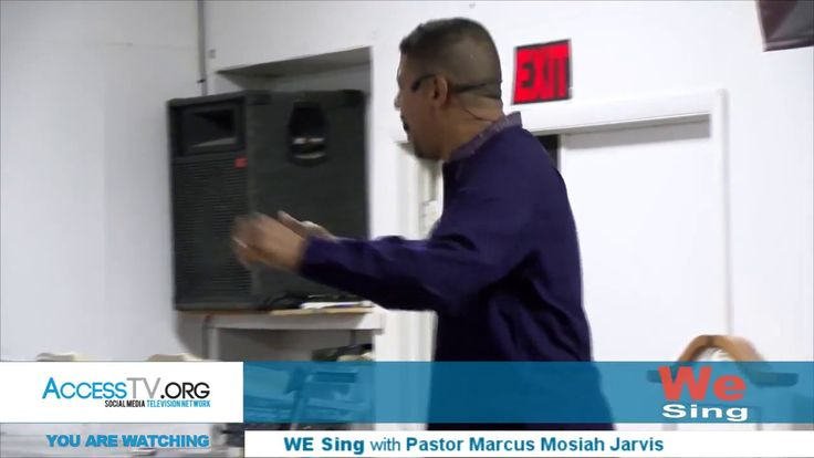 We Sing with Marcus Mosiah Jarvis - 1/21/2018 - Pastor Marcus Mosiah Jarvis is home as he leads praise and worship service.  Events, news, entertainment, and views in your community!  Now there is something worth watching on Social Media!  Watch the entire series at on AccessTV.org Channel 14: http://accesstv.org/ch-14 Remember Watch it • Like it • Share it • with Colleagues, family, friends, and foe, that way you can help keep them in the know. AccessTVnetwork.com  –  AccessTV.org
