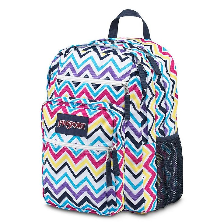 JanSport Big Student Backpack,