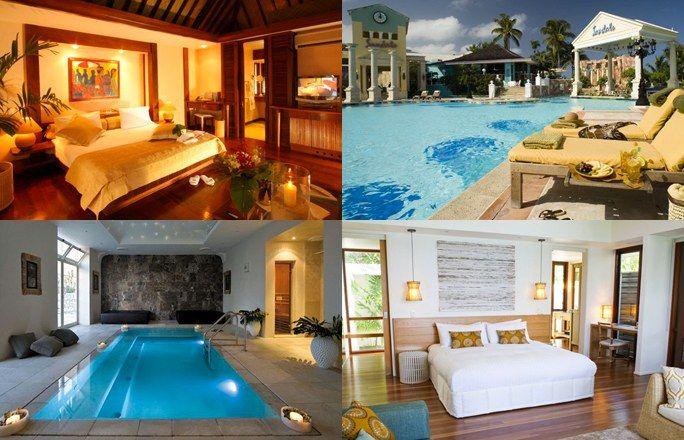 Gli hotel di lusso per una luna di miele da sogno