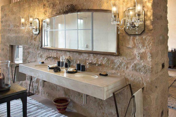 Arijiju Retreat Laikipia Plateau en-suite bathroom