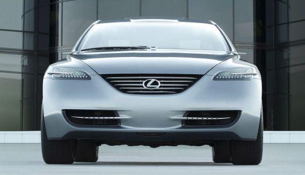 2003 LF-X. Cross-Over to the Future. | Lexus i-Magazine 앱 다운로드 ▶ http://www.lexus.co.kr/magazine #ConceptCar #Lexus