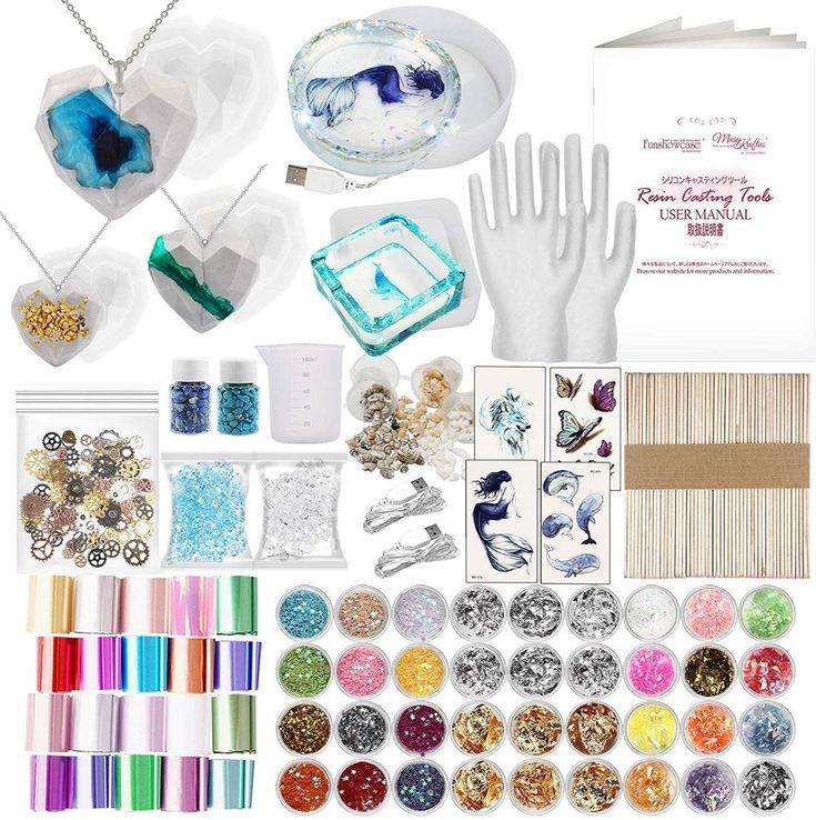 resin art supplies australia
